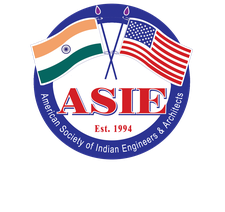 American Society of Indian Engineers and Architects logo