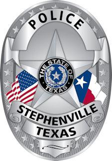 Stephenville Police Department logo