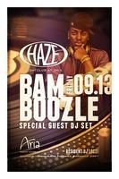 DJ Bamboozle Guest DJ Set  @ HAZE Nightclub
