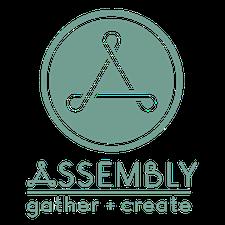 Assembly: gather + create logo