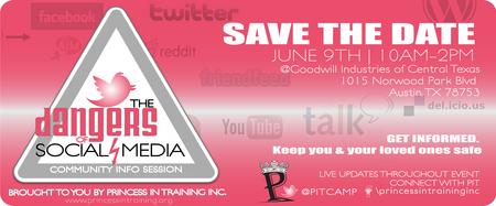 Princess in Training Inc.presents: Dangers of Social...