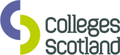 Colleges Scotland logo
