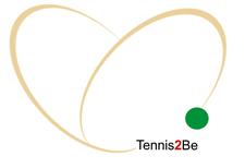Tennis2Be logo