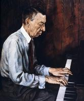 S. Rachmaninoff. A concert of song and opera.