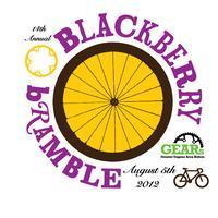 Blackberry bRamble, Sunday, August 5, 2012