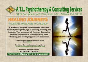 Healing Journeys: Women's Wellness Workshop
