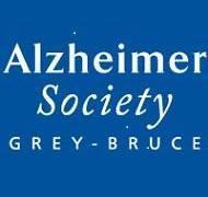 Alzheimer Society of Grey Bruce logo