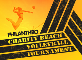 Charity Beach Volleyball Tournament by PHILANTHRO San D...