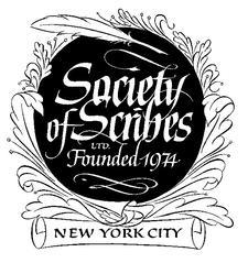 Society of Scribes, Ltd. logo
