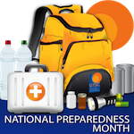 9/26: National Preparedness Month: Focus on FEMA & HHS