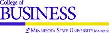 College of Business at Minnesota State University, Mankato logo