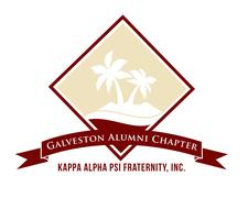 The Galveston Alumni Chapter of Kappa Alpha Psi, Fraternity Inc. logo