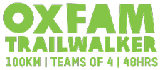 Oxfam Trailwalker Perth logo