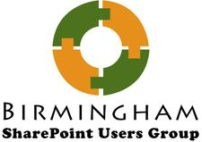 Birmingham SharePoint & Office 365 Users Group logo