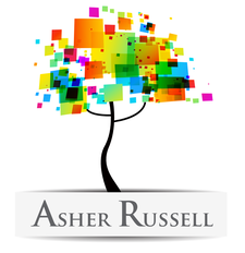 Asher Russell Pte Ltd  logo