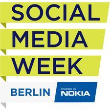 Social Media Week Berlin, powered by NOKIA logo