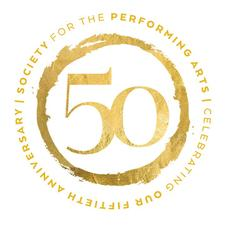 Society for the Performing Arts logo