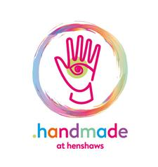 Henshaws Arts & Crafts Centre logo