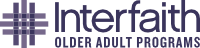Interfaith Older Adult Programs logo
