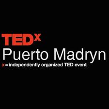 TEDxPuertoMadryn logo