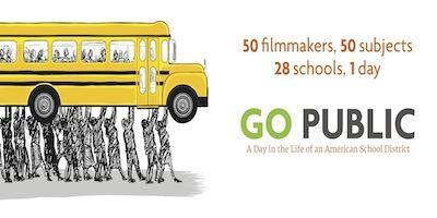 GO PUBLIC Film Screening and Discussion