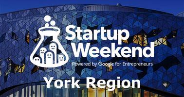 Startup Weekend York Region