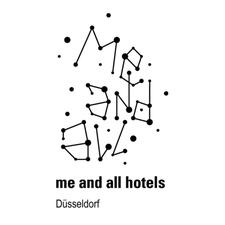 me and all hotels düsseldorf logo