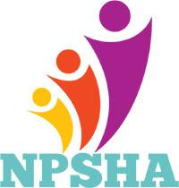Melanie Smith on behalf of NPSHA and PANDAH logo