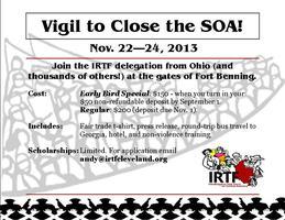Vigil to close the SOA
