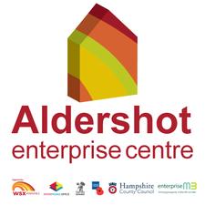 Aldershot Enterprise Centre logo