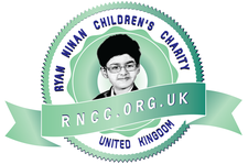 Ryan Ninan Children's Charity  logo