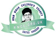 Ryan Ninan Children's Charity  logo