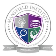 The Mansfield Institute for Public Policy & Social Change logo