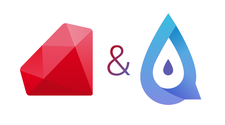 Ruby Meditation & Elixir Meetup Team logo