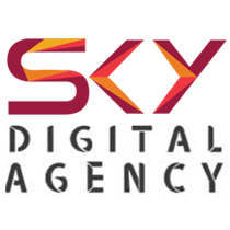 Sky Digital Agency logo