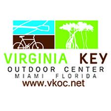 Virginia Key Outdoor Center logo