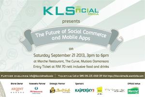 The Future of Social Commerce and Mobile Apps