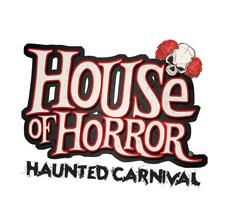 House of Horror - Haunted Carnival logo