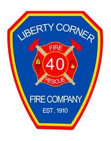 Liberty Corner Fire Company logo