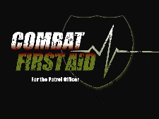 Combat First Aid logo