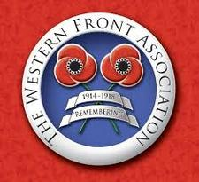 The Antrim and Down Branch of the Western Front Association  logo