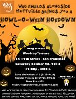Wag Hotels' Wag Awards Howl-o-ween Hoedown