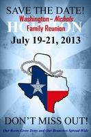 WASHINGTON NICHOLS 2013 FAMILY REUNION Houston, Texas...