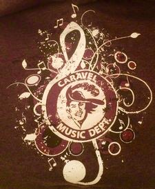 CA Music Boosters logo