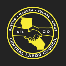 Central Labor Council - Fresno, Madera, Tulare, & Kings Counties logo