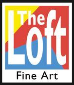 The Loft Fine Art logo