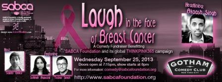 Laugh In the Face of Breast Cancer: A Comedy...