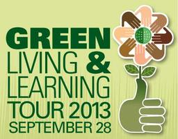 2013 Green Living & Learning Tour, presented by Green...