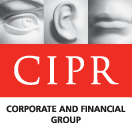 CIPR Corporate and Financial Group Annual Dinner 2012