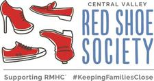 Red Shoe Society of the Central Valley logo